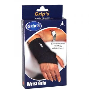 Wrist Grip with Thumb - DT